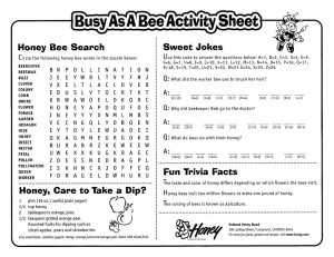 Color Word Search Printable
