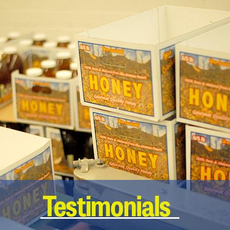 Arizona's Best Southwest Mesquite Desert Honey | Crockett